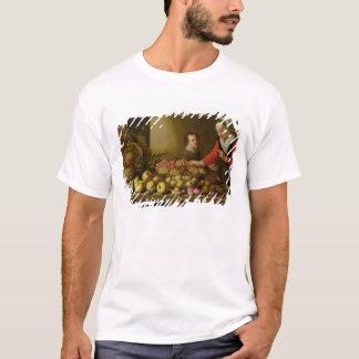 Girl selling grapes T-Shirt