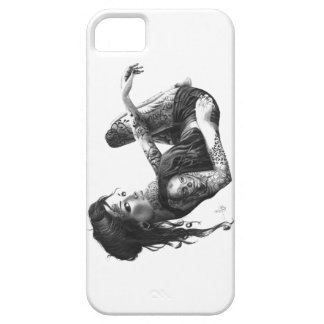 Girl sexy tattoo iPhone 5 covers