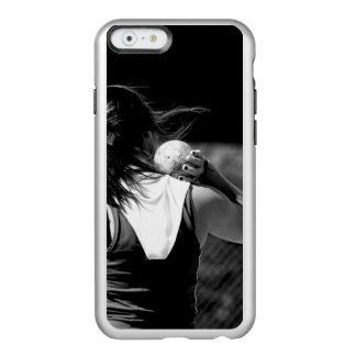 Girl Shotput thrower Incipio Feather® Shine iPhone 6 Case
