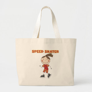 Girl Speed Skater Tshirts and Gifts Bag