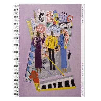 """Girl-Talkin' After Five"" Notebook"
