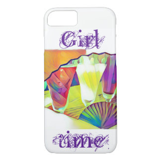 Girl Time Cocktail Cell Phone Cover