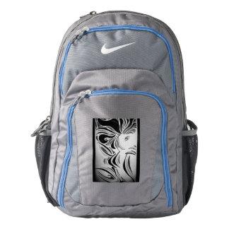 Girl Time... Grey Bag Backpack