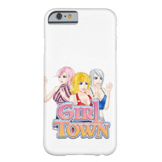 Girl Town iPhone 6 Case Barely There iPhone 6 Case