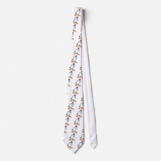 Girl Vacuuming Tshirts and Gifts Tie