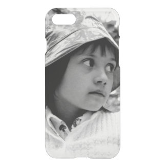 Girl Vintage 70ties iPhone 8/7 Case