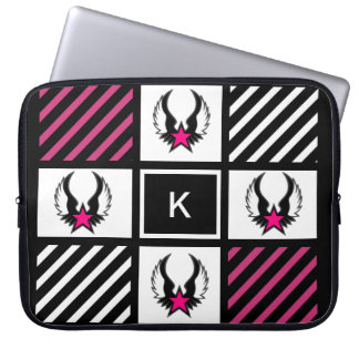 Girl Warrior Laptop Sleeve