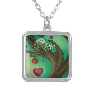Girl Who Loves Lemurs Custom Jewelry