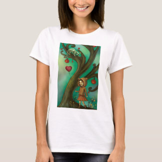 Girl Who Loves Lemurs T-Shirt