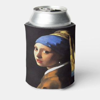 Girl with a Pearl Earring After Johannes Vermeer