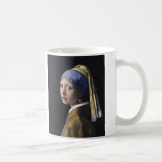 Girl with a Pearl Earring by Johannes Vermeer Mug