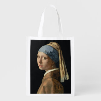 Girl with a Pearl Earring, c.1665-6 (oil on canvas