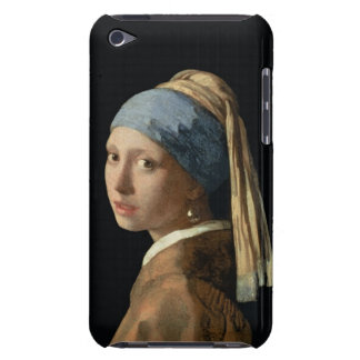 Girl with a Pearl Earring, c.1665-6 (oil on canvas iPod Touch Cases