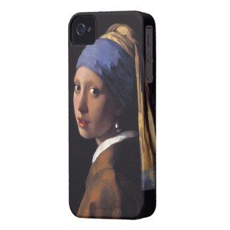 Girl with a Pearl Earring iphone 4 case