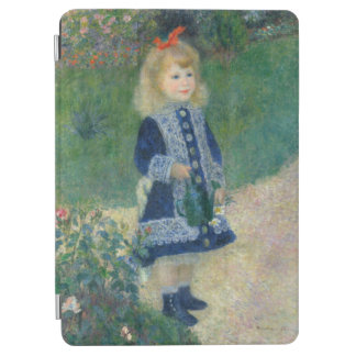 Girl with a Watering Can by Pierre-Auguste Renoir iPad Air Cover