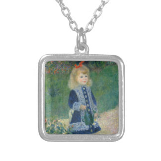 Girl with a Watering Can by Pierre-Auguste Renoir Jewelry