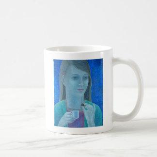 Girl with Chocolate 2011 Coffee Mug