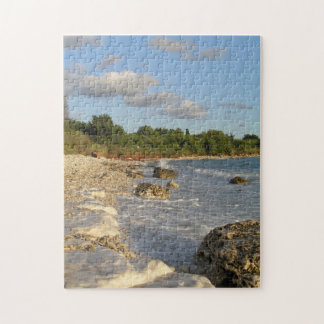 Girlfrend's favourite beach jigsaw puzzle