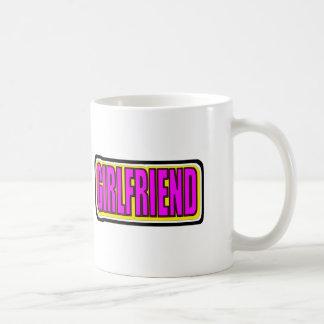 Girlfriend Coffee Mug