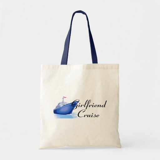 Girlfriend Cruise Canvas Bags