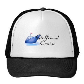 Girlfriend Cruise Hat