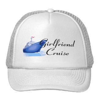 Girlfriend Cruise Mesh Hat