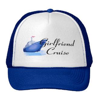 Girlfriend Cruise Trucker Hats