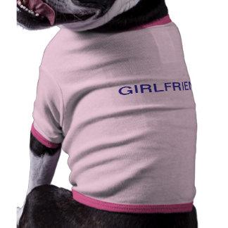 girlfriend doggie shirt