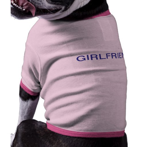 girlfriend doggie shirt