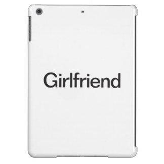 Girlfriend iPad Air Covers