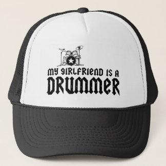 Girlfriend is a Drummer Trucker Hat