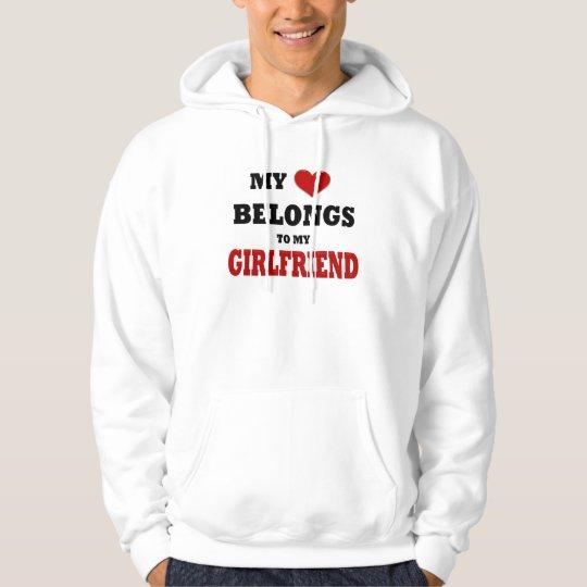 Girlfriend Love Hoodie
