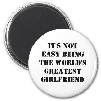 Girlfriend Refrigerator Magnets