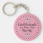 Girlfriend Therapy Keychain