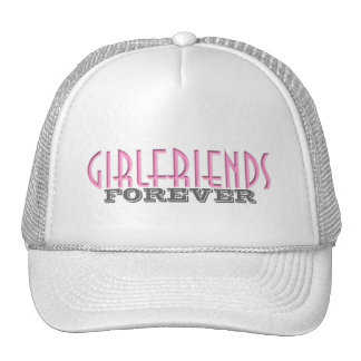 girlfriends forever hat