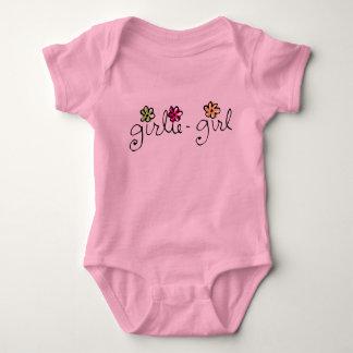 girlie-girl baby bodysuit