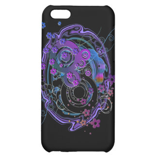 Girlie Swirly iPhone 5C Covers