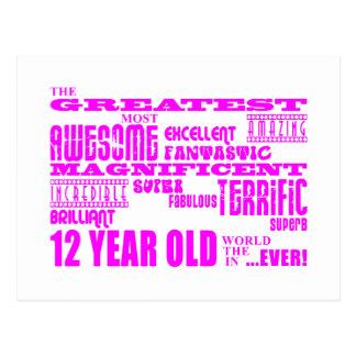 12 Year Old Birthday Invitations Choice Image Invitation Templates