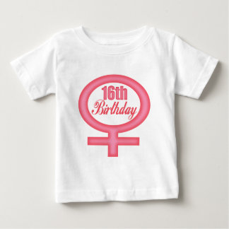 Girls 16th Birthday Gifts Tee Shirts