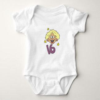 Girls 16th Birthday Gifts Tshirt