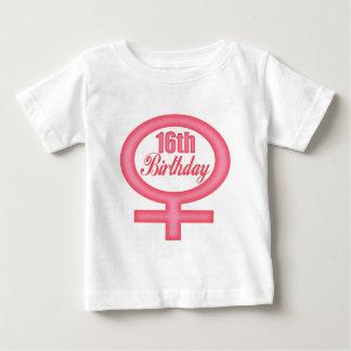 Girls 16th Birthday Gifts Tees
