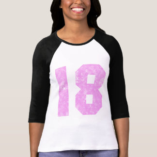 Girls 18th Birthday Gifts T-Shirt