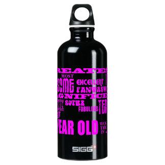 Girls 19th Birthdays : Pink Greatest 19 Year Old SIGG Traveller 0.6L Water Bottle