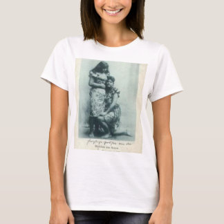 Girls%20from%20Samoa%20real-photo-postcard%20-1 T-Shirt