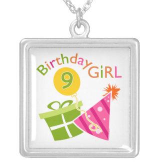 Girls 9th Birthday Jewelry