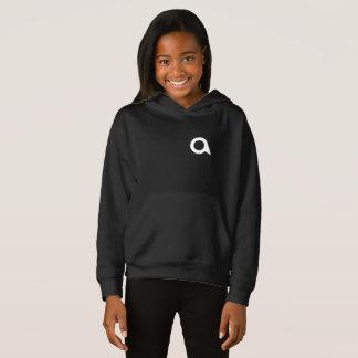Girls Arcane Fleece Pullover Hoodie