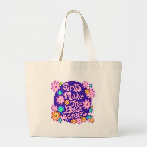 Girls are the Best Skaters! Bag