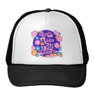 Girls are the Best Skaters! Cap