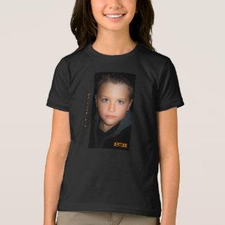 """Girls' Artiss """"N"""" T-Shirt"""