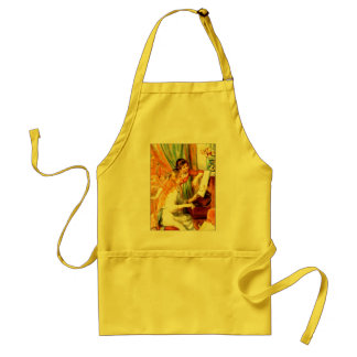 Girls at the Piano Apron